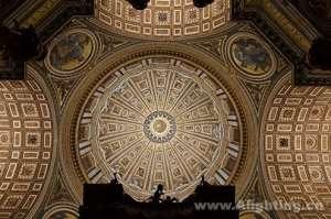 欧司朗全新照明系统闪耀梵蒂冈圣彼得大教堂 铜接线端子